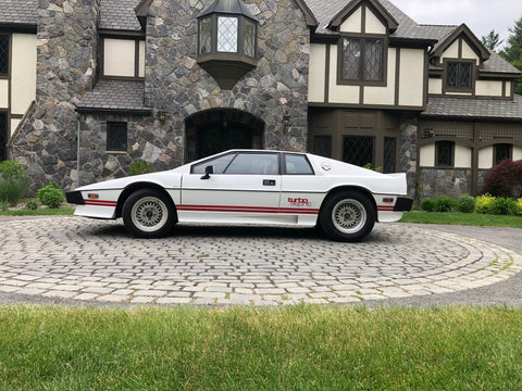 FOR SALE: 1984 Lotus Esprit Turbo