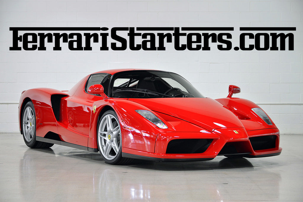 Ferrari Enzo High Torque Starter added to our offerings !!