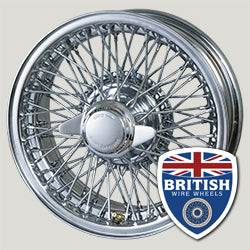 "NEW PRODUCT -  Jaguar 15""x 6"" 72 Spoke - Inner/Outer Lace"