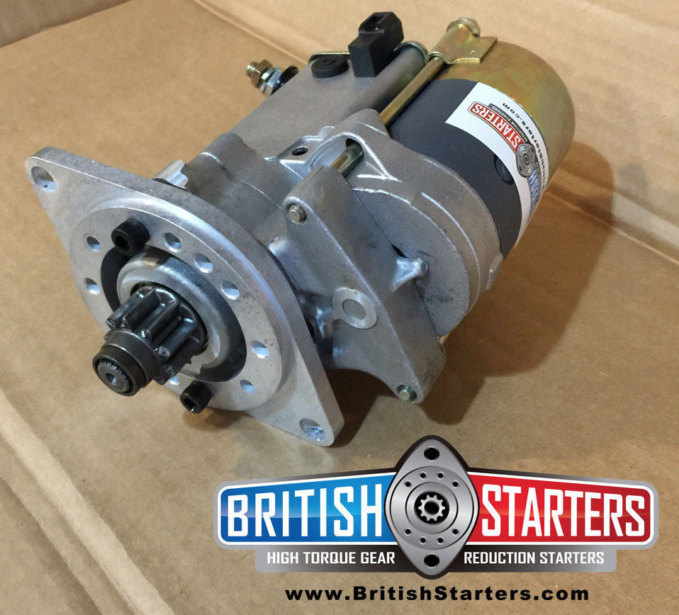 Jaguar 420 Denso High Torque Gear Reduction Starter