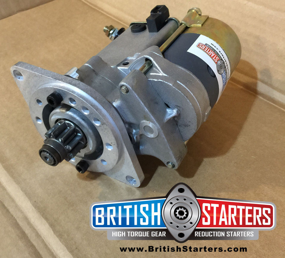 Standard Vanguard Six - High Torque Starter
