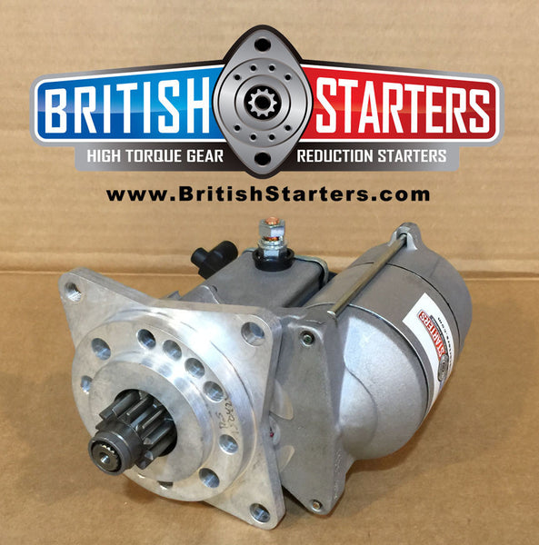 Aston Martin High Torque Gear Reduction Starter