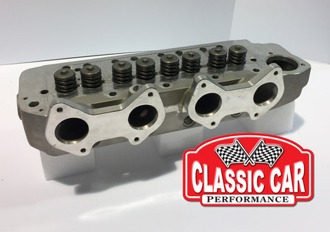 1275cc A Series Alloy Crossflow Cylinder Head