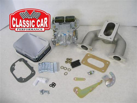 A Series 32/36 DGV Weber Carb Kit