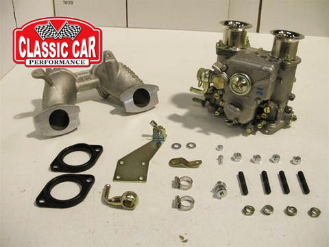 948cc-1275cc  40 DCOE Weber Carb Conversion Kit