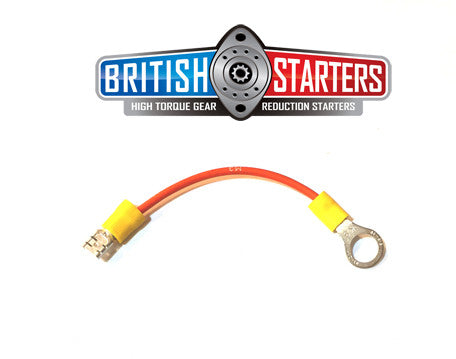 MG Magnette - High Torque Starter