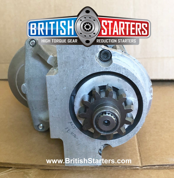 Rolls Royce Cloud I Bentley S1 6 cylinder High Torque Gear Reduction Starter