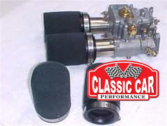 Foam Filters - Weber DCOE Carbs (x2)