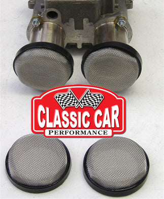 stainless steel mesh filter weber carbs DCOE