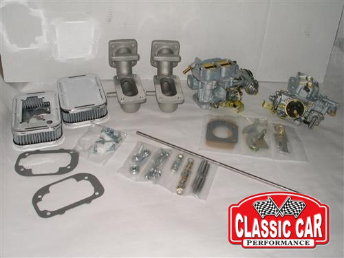 Jaguar XJ6 Weber Carb Kit