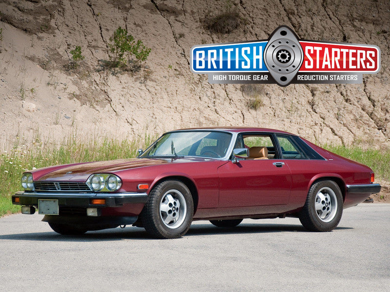 Jaguar XJS - High Torque Starter