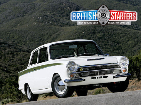 Lotus Cortina / Ford Cortina - High Torque Starter