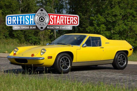 Lotus Europa (Renault powered) - High Torque Starter
