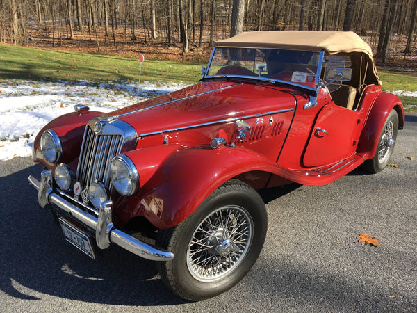 FOR SALE - 1954 MGTF