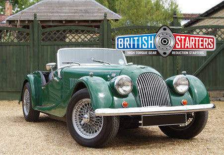 Morgan Plus 4  (TR3b/TR4 Drivetrain) - High Torque Starter
