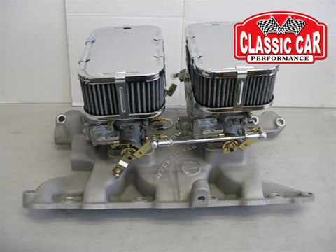 Rover V8 Weber Carburetor Kit - 36 DCNVA Carbs