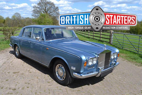 Rolls Royce Shadow (1965-1969 RHD Only) - High Torque Starter