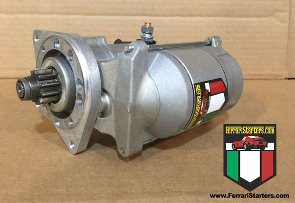 Ferrari 512 BB 512i BB High Torque Gear Reduction Starter