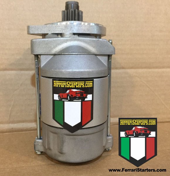 Ferrari Enzo High Torque Gear Reduction Starter Denso