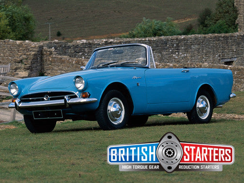 Sunbeam Alpine - High Torque Starter