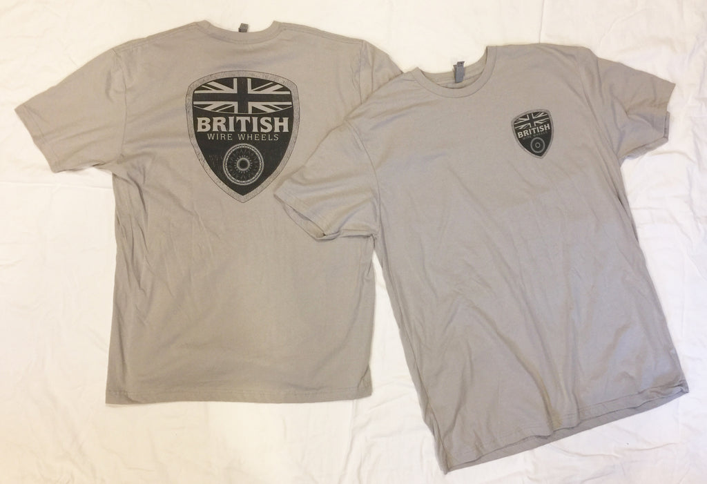 British Wire Wheels T-Shirt