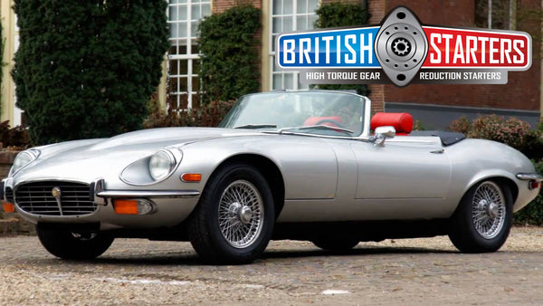 Jaguar XKE (v12) - 1971 Only - High Torque Starter