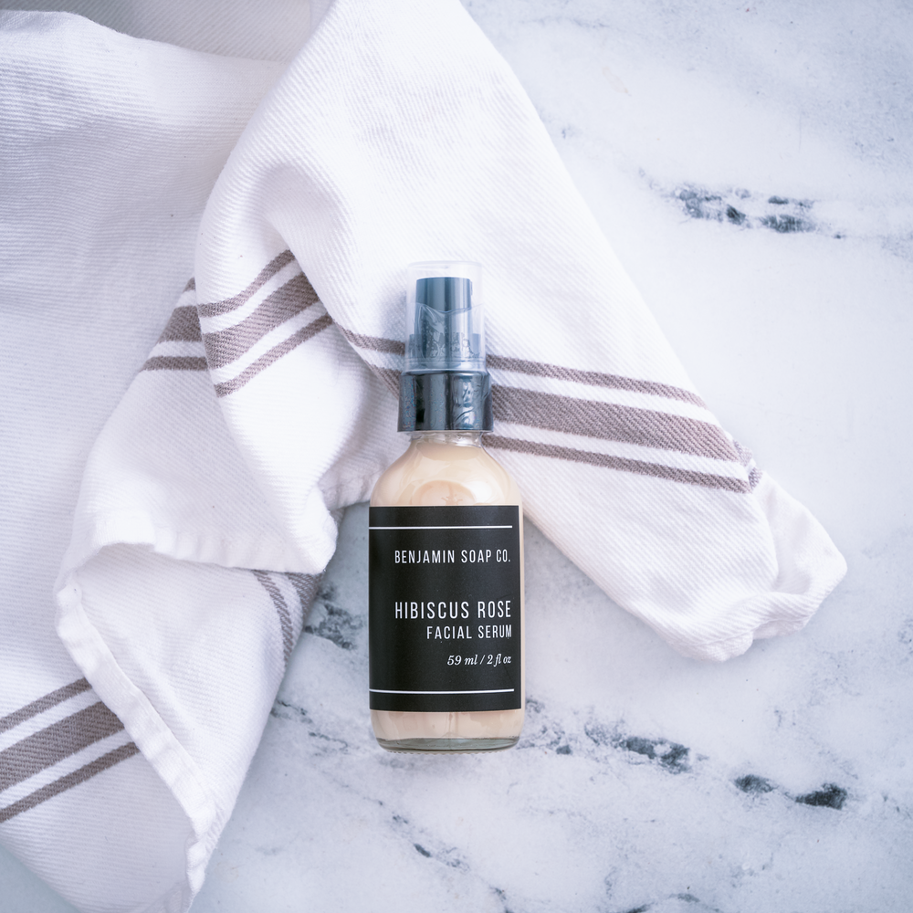Facial Serum - Hibiscus Rose