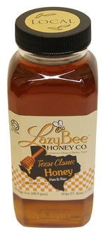 Raw Texas Honey (12 oz)