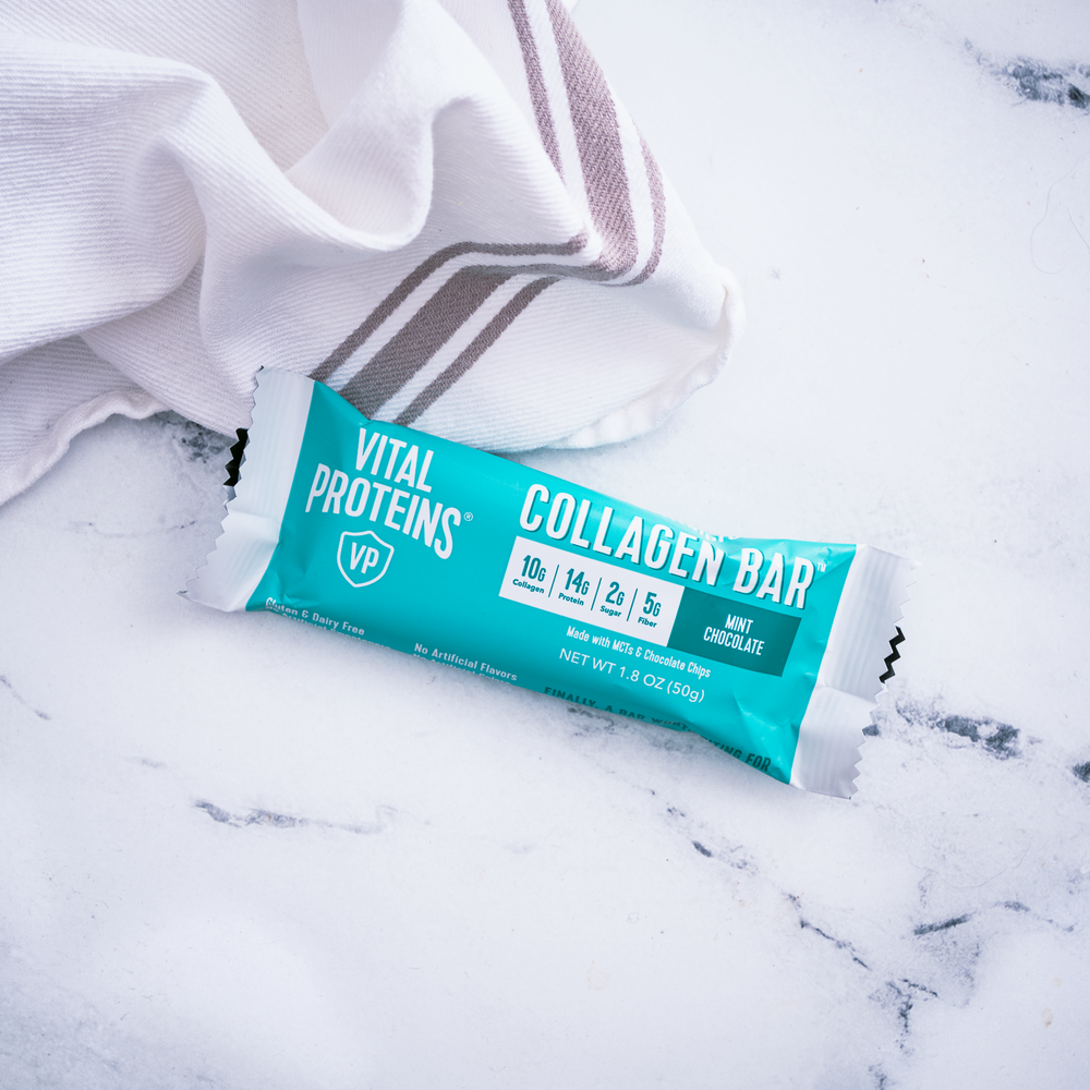 Collagen Bar - Mint Chocolate