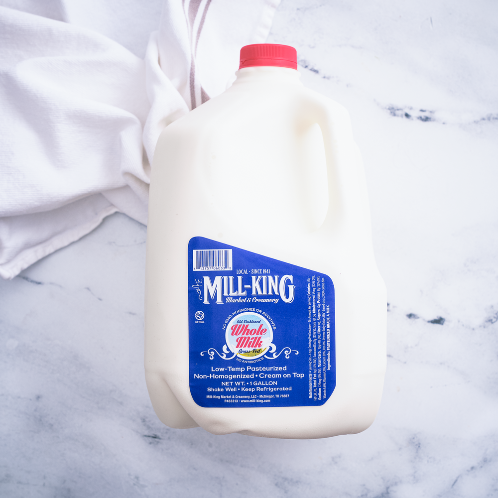 Whole Milk - Gallon