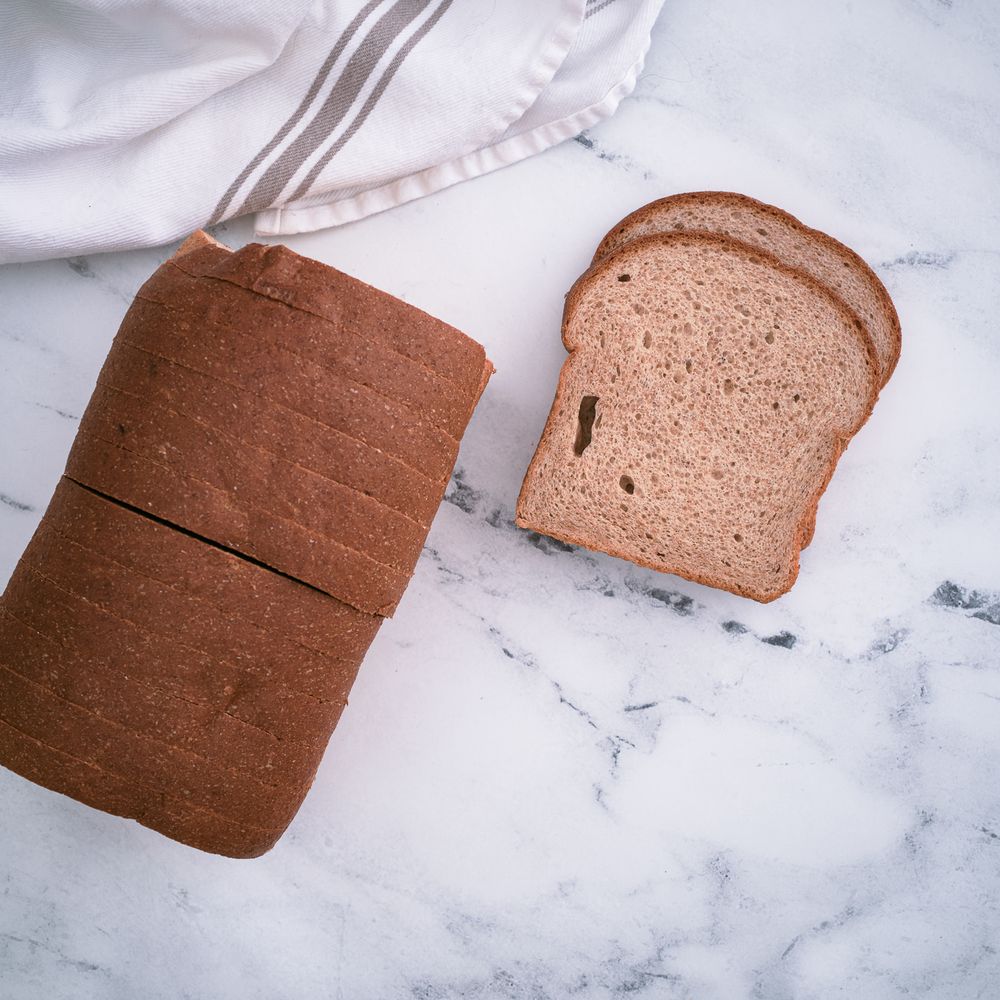 Sandwich Bread - Cracked Wheat