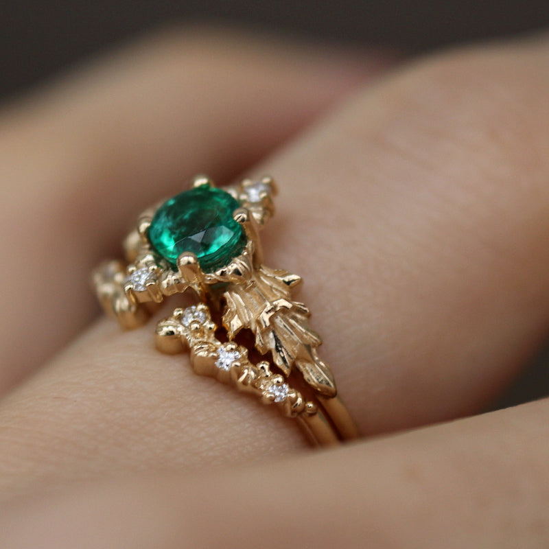 Spiritual Stone of the Forest Ring