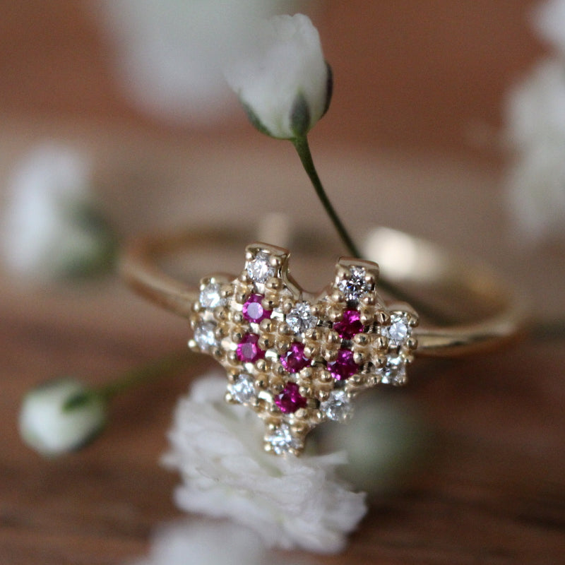 Heart Container Ring