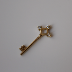 Basement Key Pendant