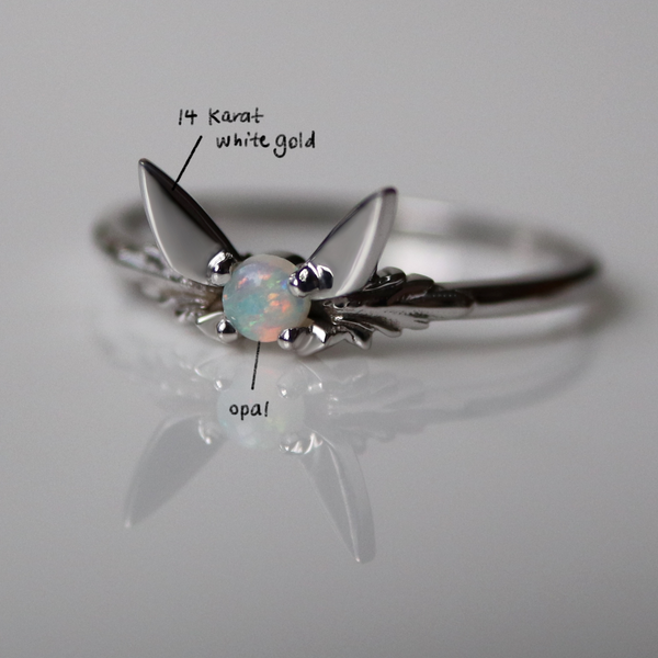 Custom Fairy Companion Ring