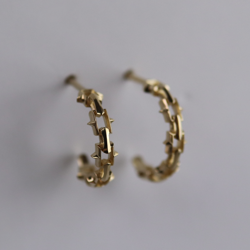 Corruptor Earrings