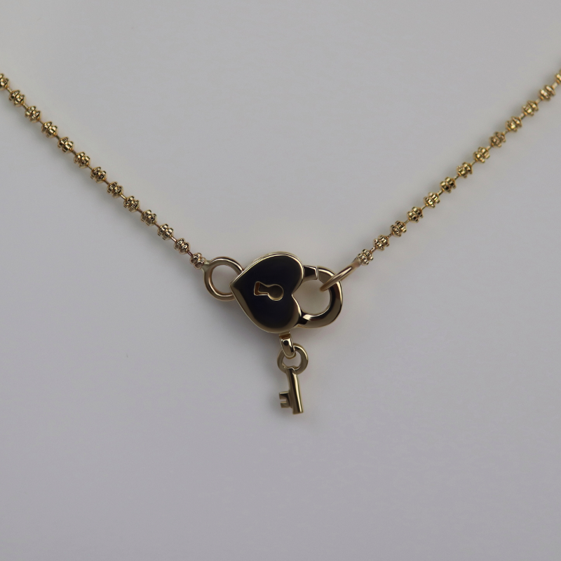 Dungeon Key Necklace