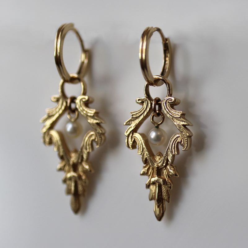 Earrings of Destiny