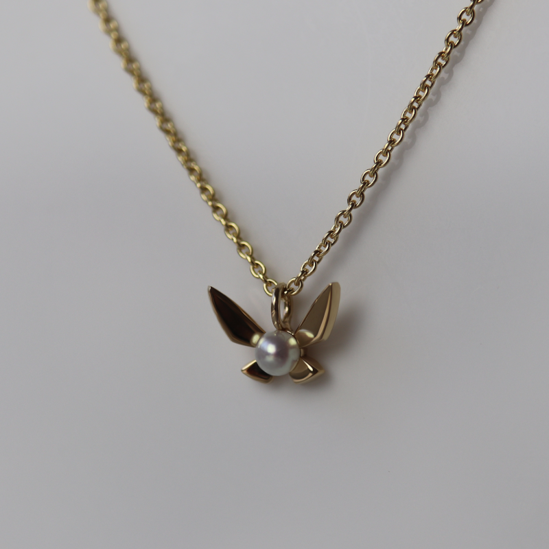 Custom Fairy Companion Necklace