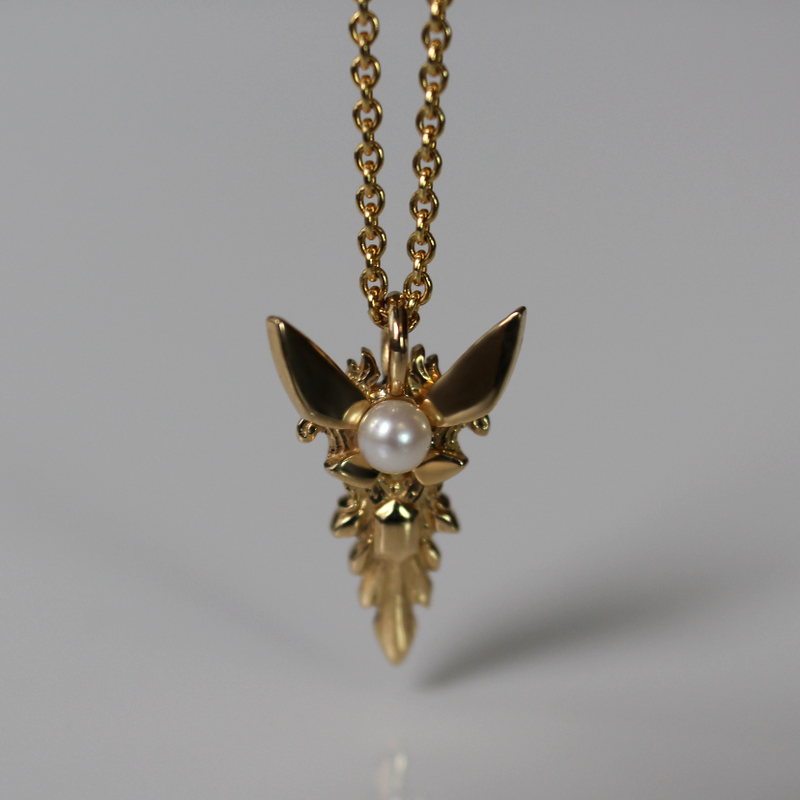 Fairy Companion Necklace