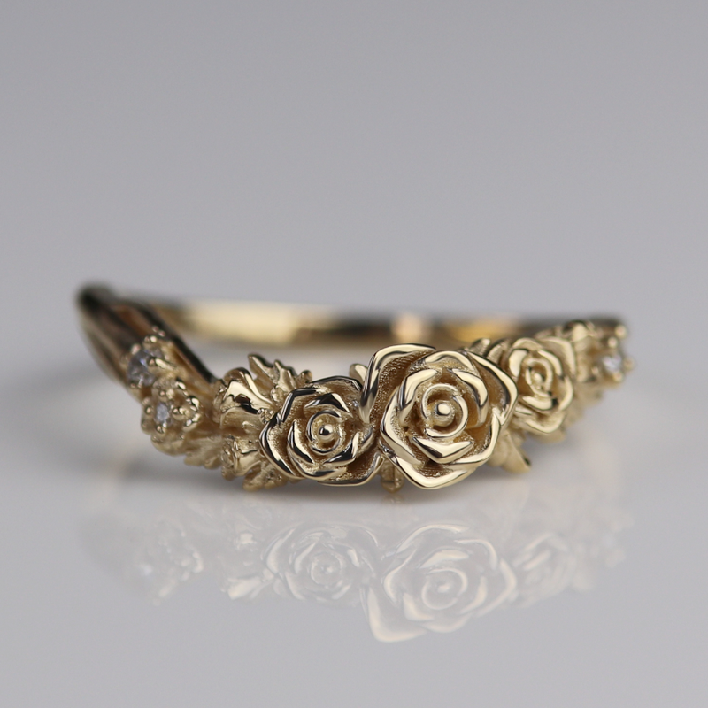 Gold Rose Band