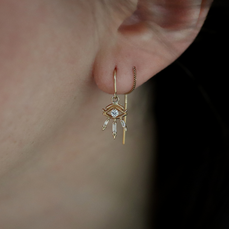 Magic Sigil Earrings