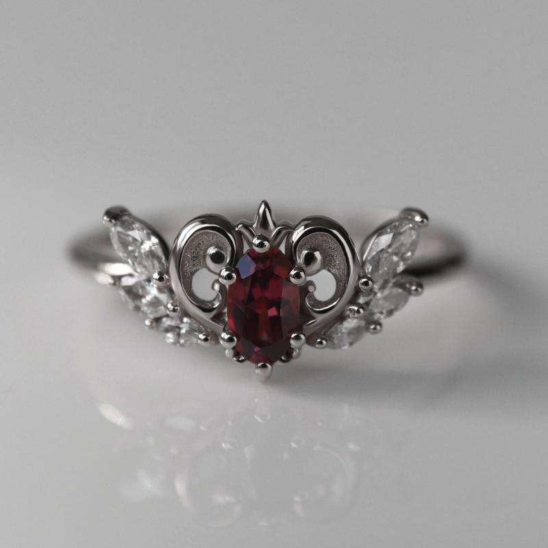 Custom Neo-Queen Ring