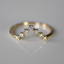 Super Pixel Arrow Ring of Light