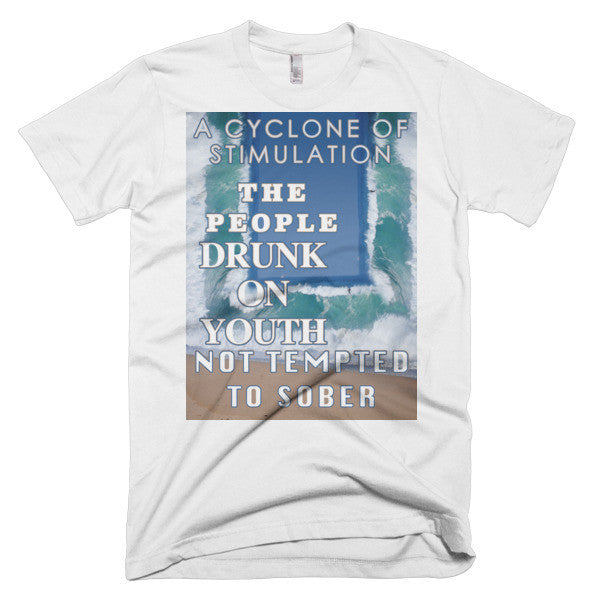 A CYCLONE OF STIMULATION T-shirt