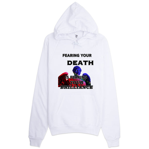 FEARING YOUR AUTHENTIC SELF Hoodie