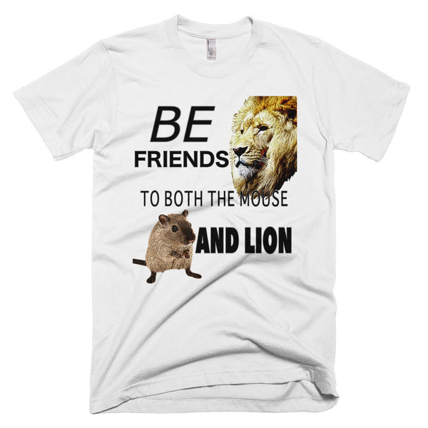 FRIENDSHIP Short sleeve men's t-shirt