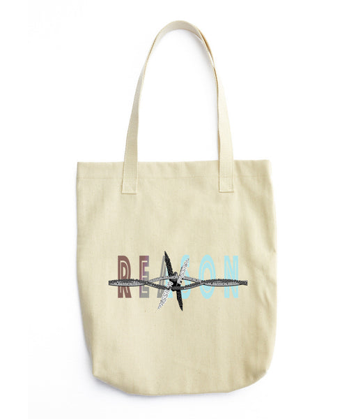 REASON'S CONFINEMENT Tote bag
