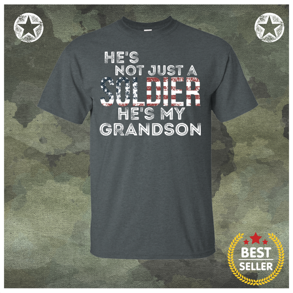 Not Just a Soldier Tee
