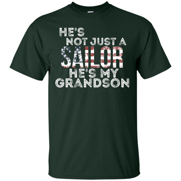 Not Just A Sailor Custom Ultra Cotton T-Shirt
